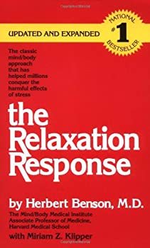 The Relaxation Response 0380006766 Book Cover