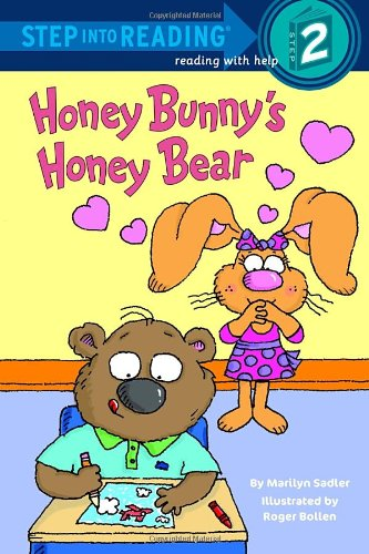 Honey Bunny's Honey Bear (Step into Reading)