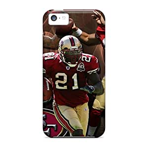 Hard Plastic Iphone 5c Case Back Cover,hot San Francisco 49ers Team Case At Perfect Diy