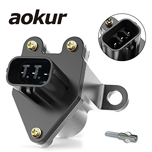Aokur HONDA 78410SR3003 5862039980 SPEED SENSOR Fit For 1992-1997 Honda Accord for 1992-1995 Honda Civic,1993-1995 Honda Civic del Sol,1995-1998 Honda Odyssey,1993-2001 Honda Prelude,1996-1997 Isuzu ()