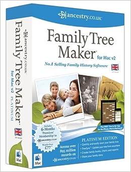 family tree maker for mac v2 reviews
