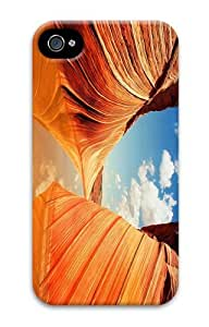 cases spec coyote buttes utah PC Case for iphone 4/4S