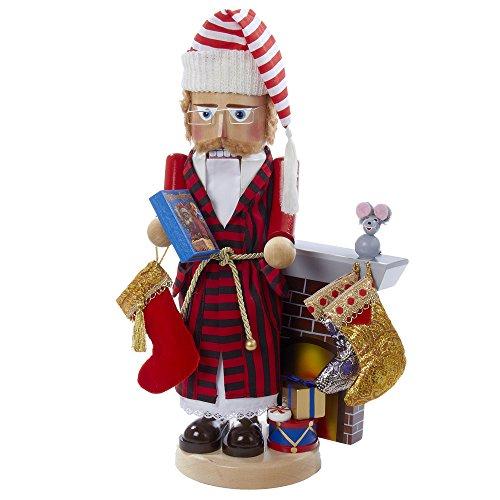 Kurt Adler Steinbach Night Before Christmas Storyteller Nutcracker, 18-Inch by Kurt Adler (Image #1)