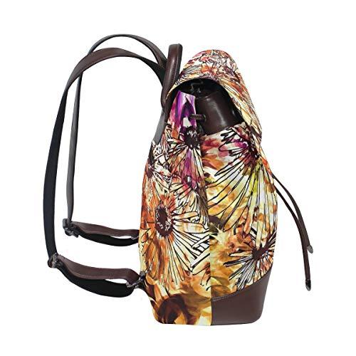 unique à au porté pour dos Sac femme main multicolore DragonSwordlinsu Taille wI5aqv