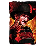 Nightmare On Elm Street Krueger Movie Boiler Room Polar Fleece Blanket