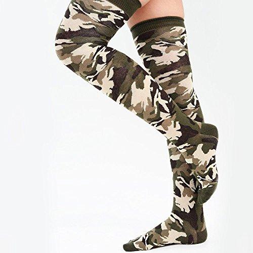 Eesa Calzini mimetici di Adam Camouflage xxgwS1qA