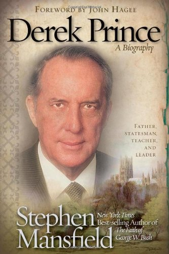 Image of Derek Prince: A Biography
