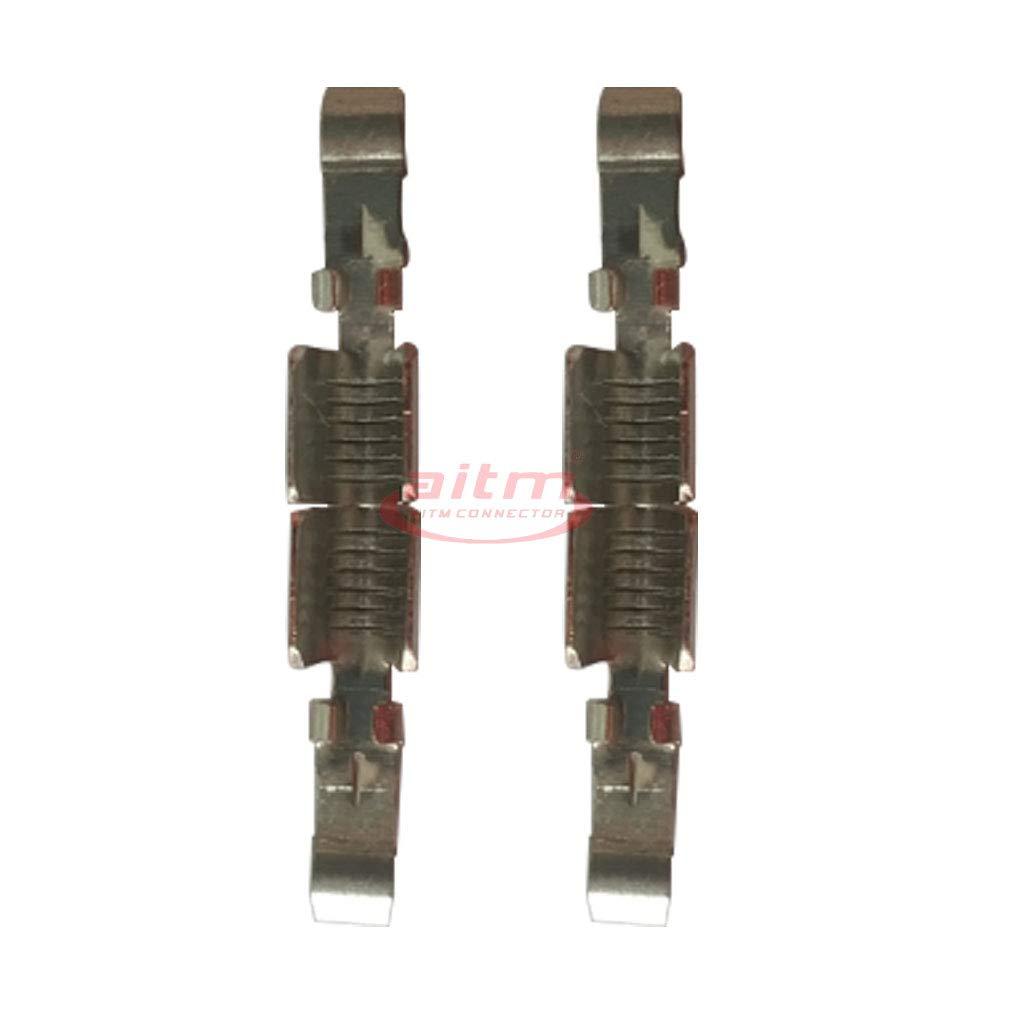 Conector de bater/ía 45A Conexi/ón r/ápida Bater/ía Powerpole Conectores de alimentaci/ón modulares Desconexi/ón r/ápida 10 pares