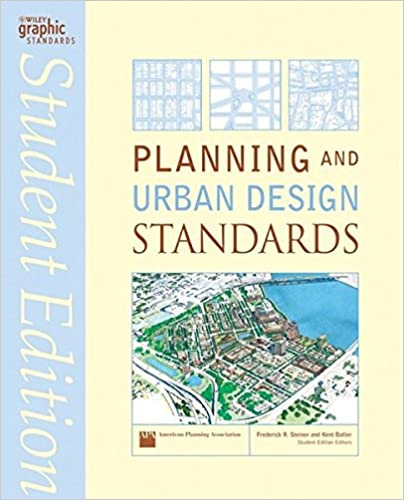 Planning and Urban Design Standards American Planning Association – Site Planning And Design Handbook