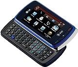 LG Xenon GR500 Phone, Blue (AT&T)