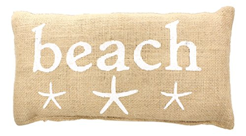 French Country House Burlap Accent product image