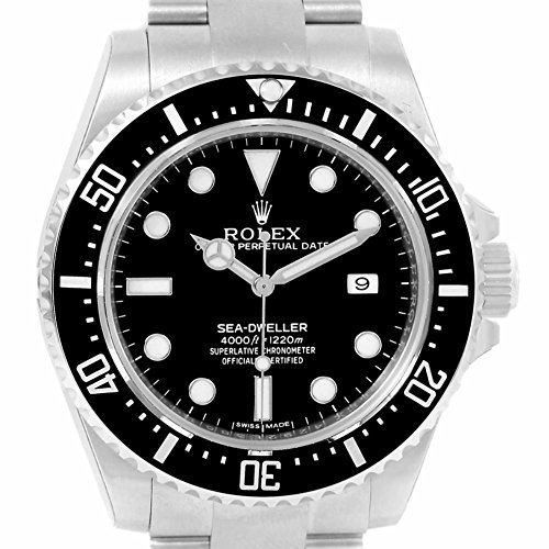 Rolex Sea Dweller automatic-self-wind mens Watch 116600 (Certified Pre-owned)