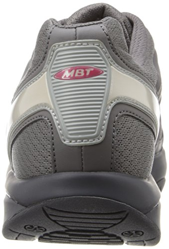 MBT Herren Sport3 Wanderschuh Grau
