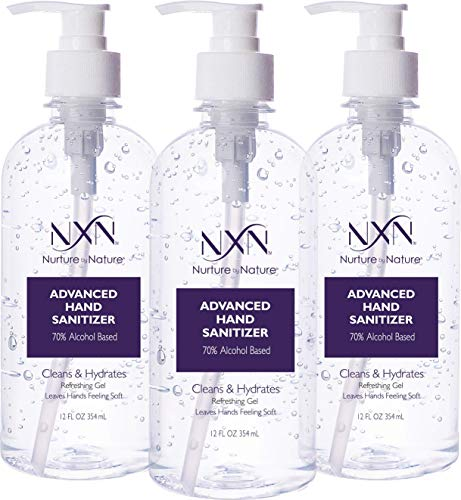 🥇 NxN Beauty Advanced Hand Sanitizer Refreshing Gel