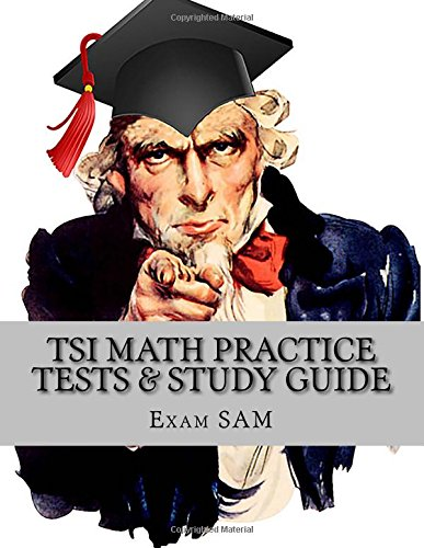 TSI Math Practice Tests Initiative product image