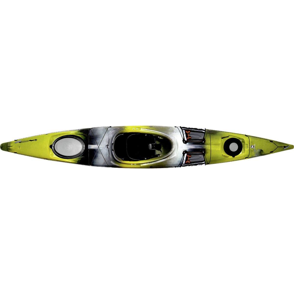 Wilderness Systems 9720468156 Tsunami 145 with Rudder Kayaks, Solar, 14'6''