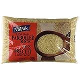 Nupak Parboiled Rice, 900Gm