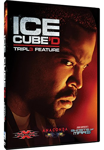 Ice Cube Collection - Ice Cube'd Triple Feature