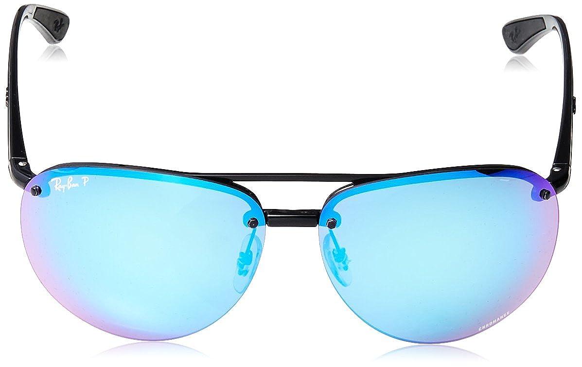 e73a95b83409a Amazon.com  Ray-Ban Men s 0rb4293ch601 a164plastic Man Sunglasses Polarized  Iridium Aviator