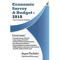 Economic Survey and Budget 2018