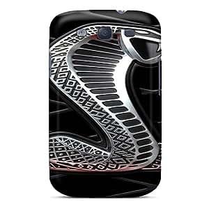 Galaxy S3 Case Cover Skin : Premium High Quality Cobra Case
