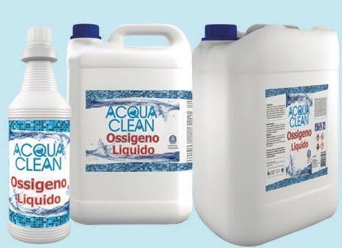Oxígeno líquido Agua Clean Mantenimiento Tratamiento Agua Piscina ...