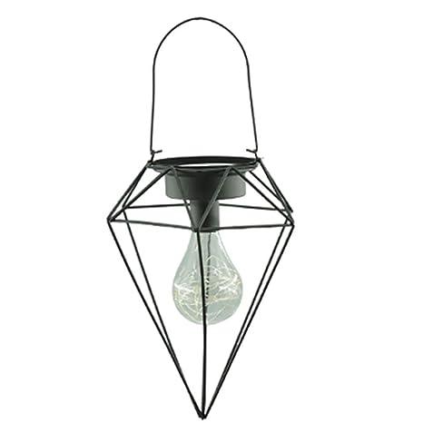 Diamante Hierro Lámpara de Mesa, Moderno Lámpara de Mesa LED ...