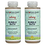 California Baby Bubble Bath - Calming - 13 oz (Pack of 2)