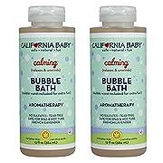 California Baby Bubble Bath - Calming - 13 oz (Pack of 2)