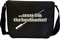 Bandmaster Cause Conductor - Sheet Music Document Bag Musik Notentasche...