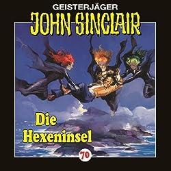 Die Hexeninsel (John Sinclair 70)