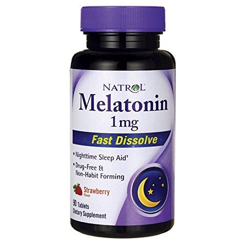 Natrol Melatonin Fast Dissolve Tabs