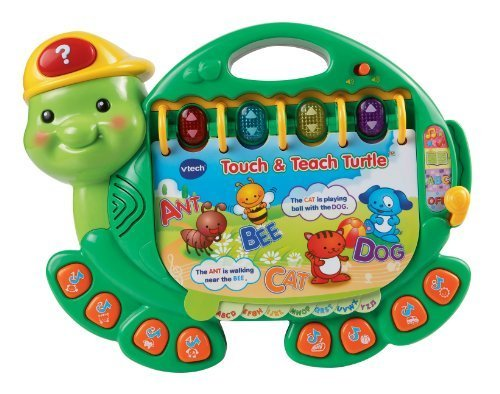 VTech Touch and Teach Turtle Book by VTech