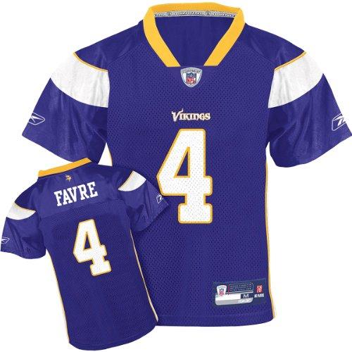 Reebok Minnesota Vikings Brett Favre Toddler Replica Jers...