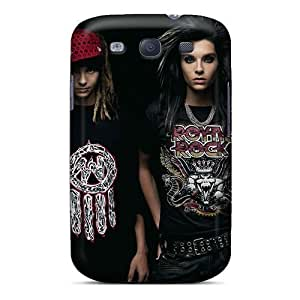 For Case Iphone 5/5S Cover Slim [ultra Fit] Music Group Tokio Hotel Protective