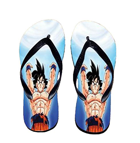Bromeo Dragon Ball Anime Unisex Flip Flops Chanclas 883