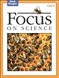 Focus on Science, Steck-Vaughn Staff, 0739891456