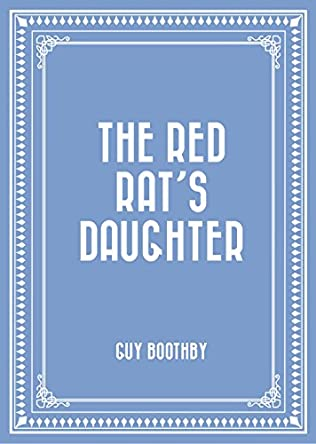 book cover of The Red Rat\'s Daughter