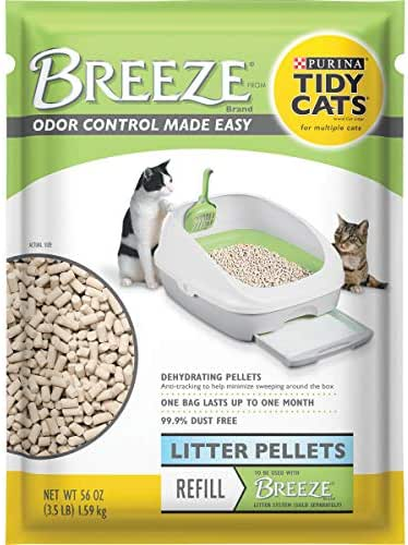 Cat Litter: Purina Tidy Cats Breeze