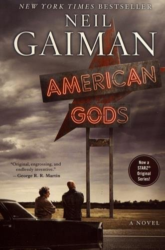 Read Online American Gods: A Novel pdf