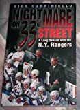 Nightmare on 33rd Street, Rick Carpiniello, 0970917007