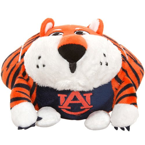 Fabrique Innovations NCAA Orbiez Plush Toy , Auburn Tigers