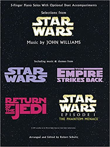 Selections From Star Wars Robert Schultz John Williams