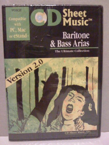 Baritone & Bass Arias The Ultimate Collection ()