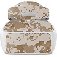 Skin For DJI Goggles – Desert Camo | MightySkins Protective, Durable, and Unique Vinyl Decal wrap cover | Easy To Apply, Remove, and Change Styles | Made in the USA