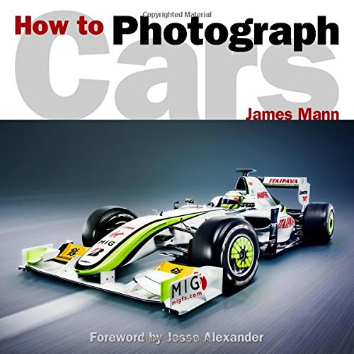 In How to Photograph Cars award winning car photographer James Mann teaches the skills and techniques needed to shoot outstanding car photographs. Whether it's on the road or in the studio for business, or just having fun in the driveway, this ins...