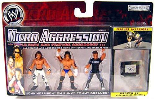wwe jakks micro aggression - 6