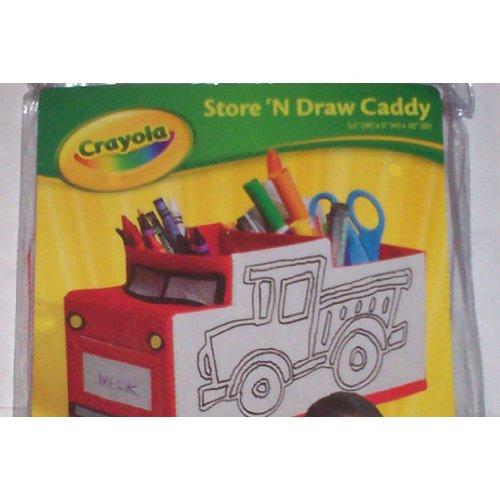 Crayola Store N Draw Caddy