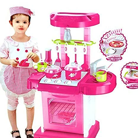 Buy Elektra Big Size Luxury Battery Operated Portable Kitchen Set