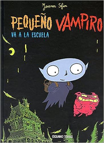 Resultado de imagen de pequeño vampiro escuela